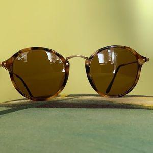 """John Lennon style """"Tortoise Shell"""" Ray-Ban Sunnies"""